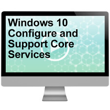 Windows 10 Configure and Support Core Services Video Training