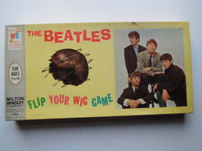THE BEATLES ' FLIP YOUR WIG ' MB BOARD GAME - NEMS - SUPERB !