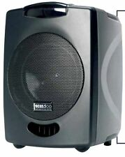 Soundfield Focus 30W Portable PA System- New in Box-  Focus 500 PACK