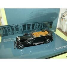 1/43 Minichamps MAYBACH Zeppelin DS 8 Noir 436039402