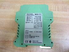 Vektron MVA-111 Analog Interface (Pack of 6) - New No Box