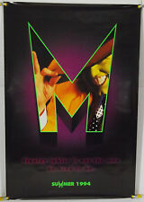 THE MASK DS ROLLED ADV ORIG 1SH MOVIE POSTER JIM CARREY CAMERON DIAZ (1994)