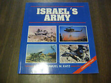 Israel's Army by Samuel M. Katz (1990, Paperback)