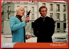 UFO - Card #8 - Fake Gun? - Unstoppable Cards Ltd 2016