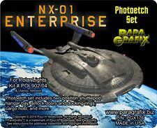 Paragrafix PGX176 NX-01 Enterprise Photo Etch Details for POL 902/04 -UK STOCK