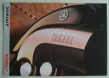 YAMAHA V-MAX 1200cc Motorcycle Sales Brochure c1999 #3MC-0107008-99E