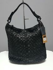 Bear Design •Tasche •Tess •Flechttasche • Schwarz • CL32444