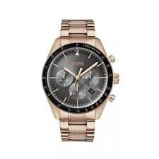 Hugo Boss Men's Trophy Rose Gold Chronograph Watch HB1513632