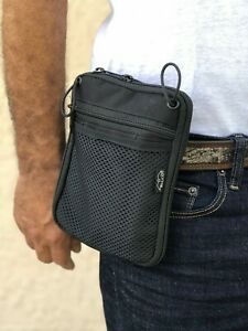 Falco Waist pouch for concealed gun carry 526/3 Black
