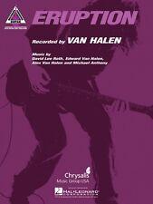Eruption Sheet Music Guitar Sheet New 000663054