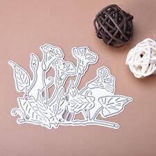 Blume Winde Stencil Cutting Dies Scrapbooking Karte Tagebuch Stanzschablone Hot.