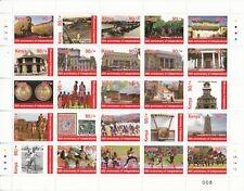 2013 Kenya  90/- 50th Anniversary of Independence sheet of 25 MNH