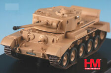 HM BRITISH A34 COMET CRUISER TANK SOUTH AFRICAN DEFENSE FORCE 1/72 DIECAST MODEL