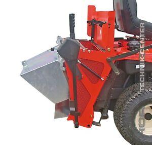 KUBOTA GR1600, GR2120- verstellbarer Deflektor/ Auswurfklappe z. Grasverteilung