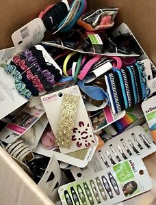 Lot Of 10 Pcs Of Hair Accesories Assorted