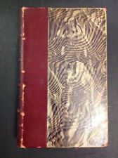 Superstition And Force, Henry C. Lea 1866 1st Ed HC Leather Spine Marbled Boards