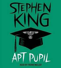 Apt Pupil by Stephen King (CD-Audio, 2016)