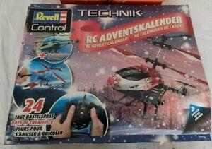 Revell Control 01015 RC Adventskalender Hubschrauber, ferngesteuerter RC Helikop