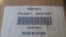 New Radiator GMC Sonoma Jimmy Chevy Blazer S10 675-02401 GM3010229 1669-0001