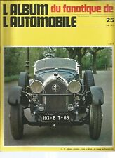 FANA DE L'AUTOMOBILE N°25 15 CH. LORRAINE LE MANS / BUGATTI 251 / 2.3l SALMSON