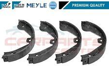 FOR MERCEDES ML W164 320 420 450 500 REAR HANDBRAKE PARKING SHOES SHOE SET MEYLE
