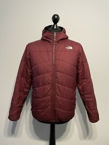 The North Face Reversible Insulated Outdoor Waterproof Coat (Boys Size: X Large)