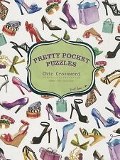 Chic Crossword (Bonnie Marcus Pretty Puzzles) (Pretty Pocket Puzzles)