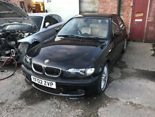 Bmw 330i M Sport E46 330 SSG Facelift Breaking Spares Parts