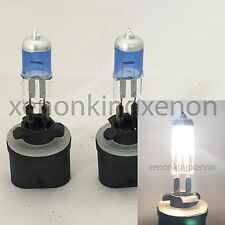 893 37.5W White 880 899 Xenon Halogen 5000K Headlight 2x Lamp Bulb #a1 Fog Light