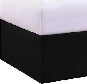 Levinsohn Bed Maker'S Tailored Wrap-Around Bedskirt Never Lift Your Mattress Cla