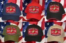 MOS 6116 TILTROTOR MECHANIC MV 22 HAT PATCH CAP US MARINES VETERAN PIN UP USMC