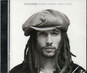 JP Cooper - Raised Under Grey Skies (2017 CD) New & Sealed