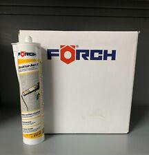 20x Förch Struktur-Acryl weiss 310ml Acrly UV-Beständig