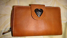 Lovely Ladies faux leather purse