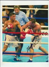 MICKY WARD BOXER AUTHENTIC ORIGINAL 8x10 AUTOGRAPHED PHOTO