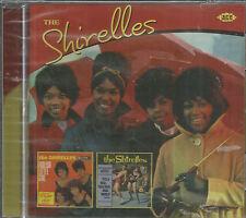 SHIRELLES CD - Foolish Little Girl  / It's a Mad World   Brand New  23 Tracks