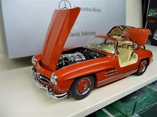 1:12 Premium Classixxs Mercedes 300SL Gullwing rot Dealer Edition NEU NEW