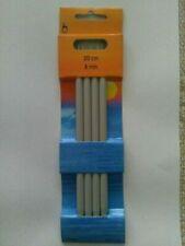 Plastic Double Point Knitting Needles