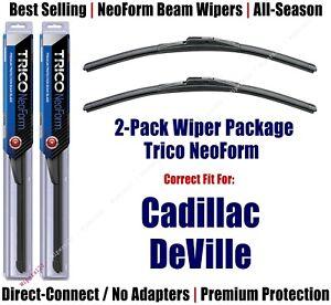 2pk Super-Premium NeoForm Wipers fit 1991-2005 Cadillac DeVille - 16220x2