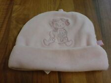 Mothercare Gorgeous Soft & Warm Pink Beanie Hat 0-3 Months