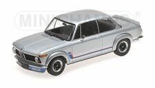 Minichamps 155026201 BMW 2002 TURBO – 1973 – SILVER