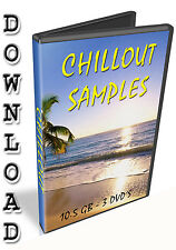CHILLOUT AMBIENT SAMPLES - NATIVE INSTRUMENTS KONTAKT - KOMPLETE - MASCHINE -NKI
