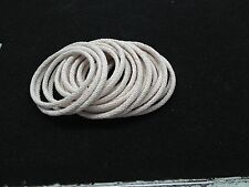 COTTON SASH CORD ROPE 5m x 6mm. TOP QUALITY FREE POST