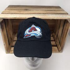 Colorado Avalanche Hat Adult Adjustable Strapback Vintage 90s Howler The Yeti