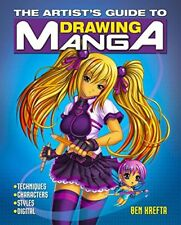 The Artist's Guide to Drawing Manga-Ben Krefta