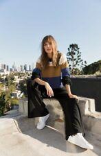 Rails Sylvie Stripe wool long sleeve Sweater M