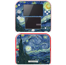 Vinyl Skin Decal Cover for Nintendo 2DS - Starry Night