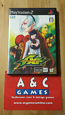 King of Fighters XI (Sony PlayStation 2) - Japanese Version