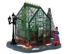 Lemax Victorian Greenhouse, Christmas Village, Christmas Decoration,