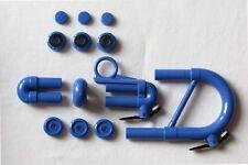 Tromba BB en Plastique Trompette Custom Kit-Bleu